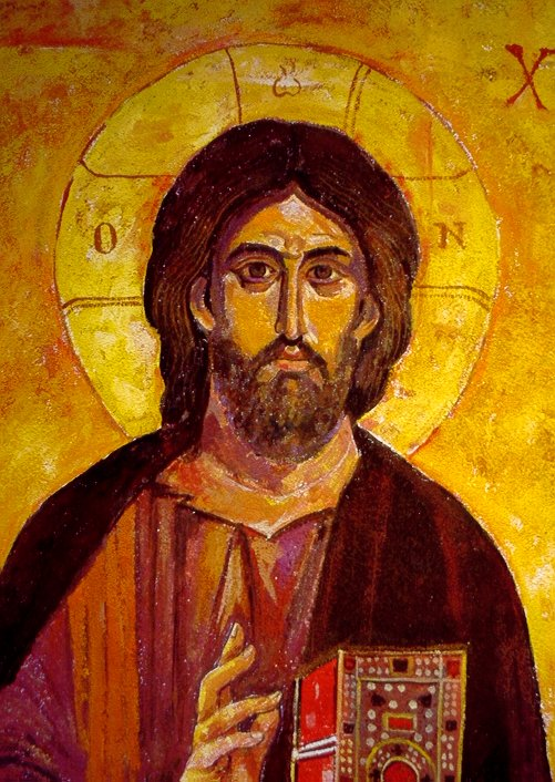Jesus as the Best Teacher http://www.frescoicons.com/JesusChrist.htm